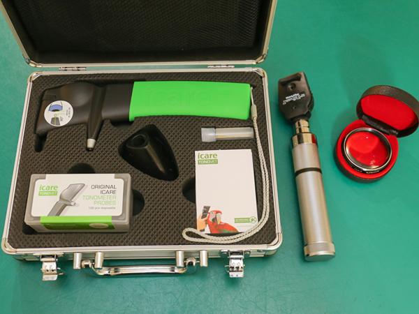 眼科診療器具